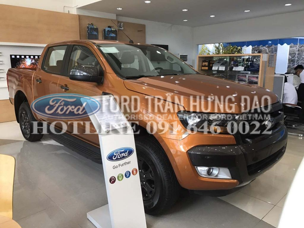 Ford Ranger XLS AT 2.2L Limited