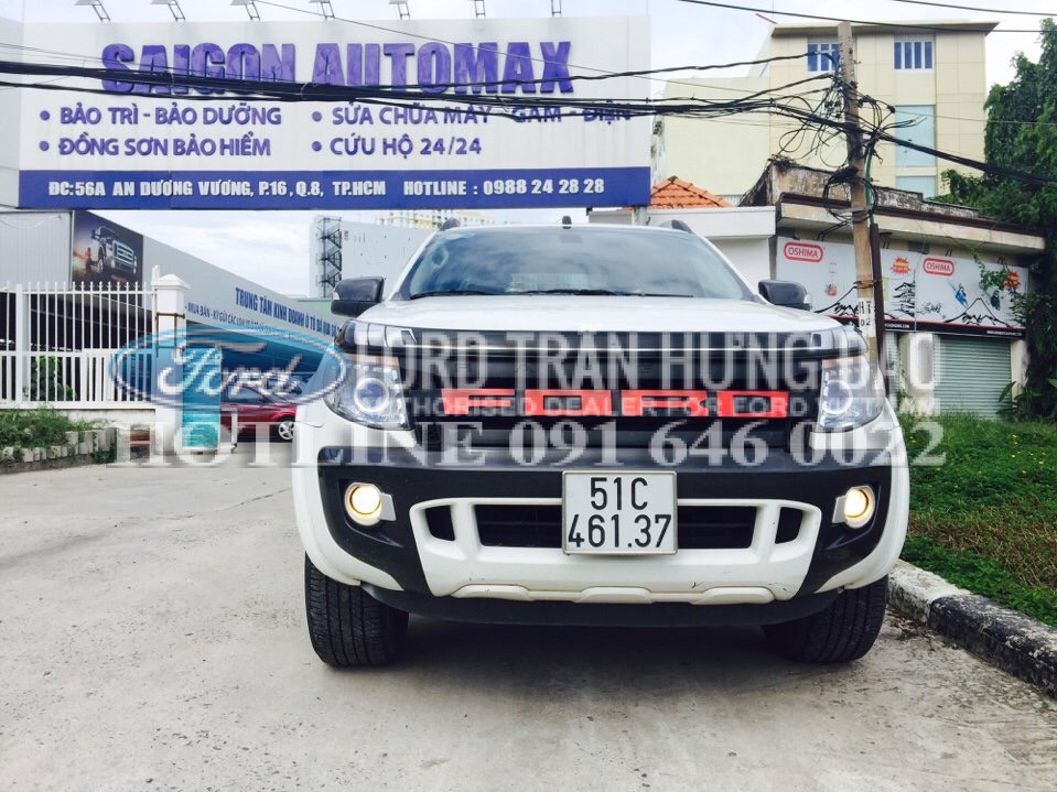 Ford Ranger Wildtrak 3.2L 2014