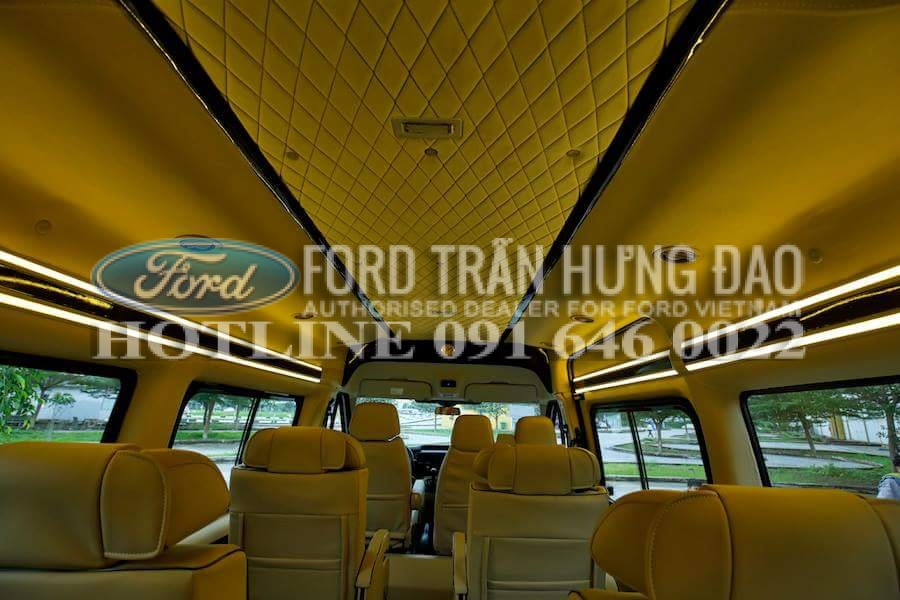 ford transit limousine 2017 thuong