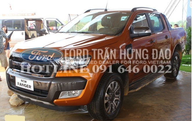 So sánh Ford Ranger Wildtrak 3.2 và Chevrolet High country