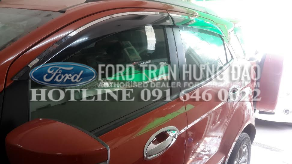tay nắm cửa mạ crom ford ecosport